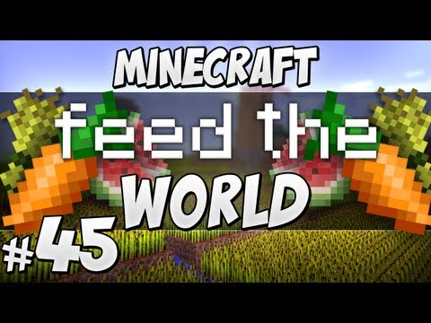 Feed The World - #45 Back on the Farm |