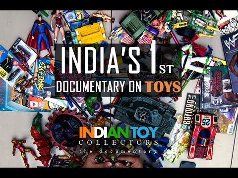 Indian Toy Collectors | The Documentary | 2016