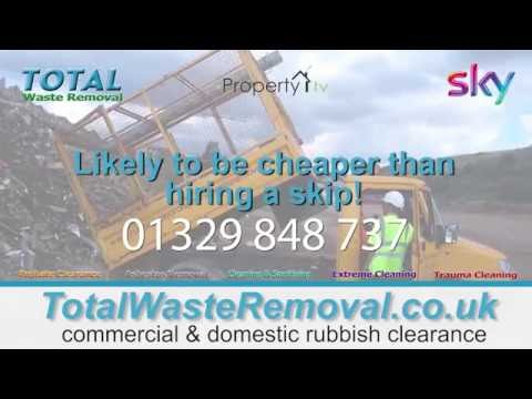 Total Waste Removal  ptv and sky commercial