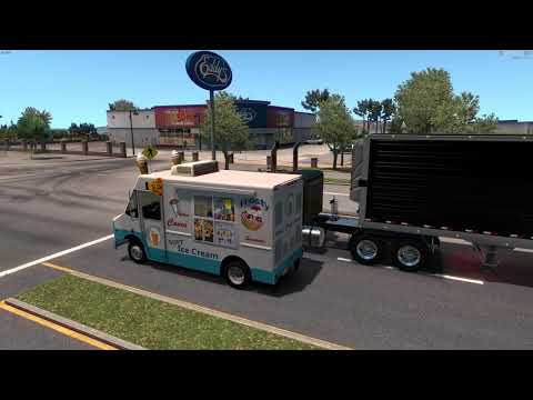 American Truck Simulator old but gold |
