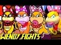 Evolution of Wendy O. Koopa Battles (1988-2017)