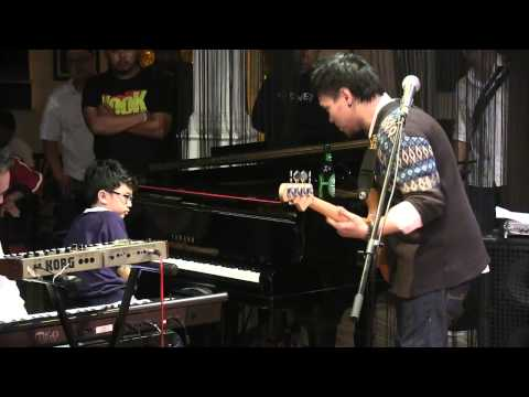 BLP ft. Benny Likumahuwa & Joey Alexander - Christmas Tree @ Mostly Jazz 23/12/12 [HD]