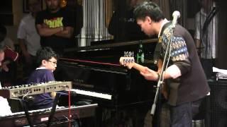 BLP ft. Benny Likumahuwa & Joey Alexander - Christmas Tree @ Mostly Jazz 23/12/12 [HD]