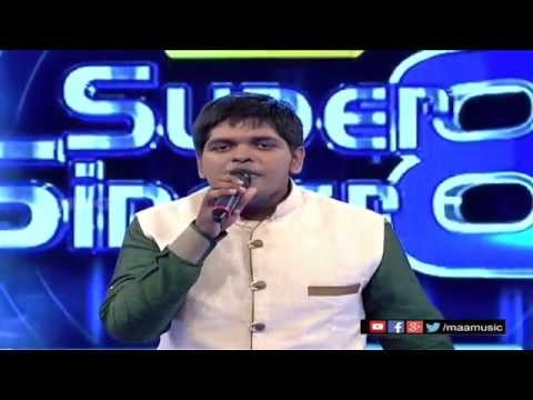 Super Singer 8 Episode 13 -Anurag Performance