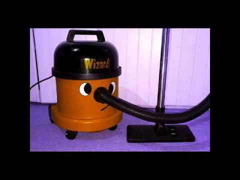 Photoshopped Henry Vacuum Cleaners