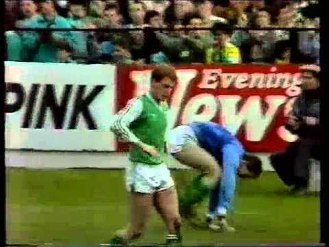 Celtic v Hibs 1988