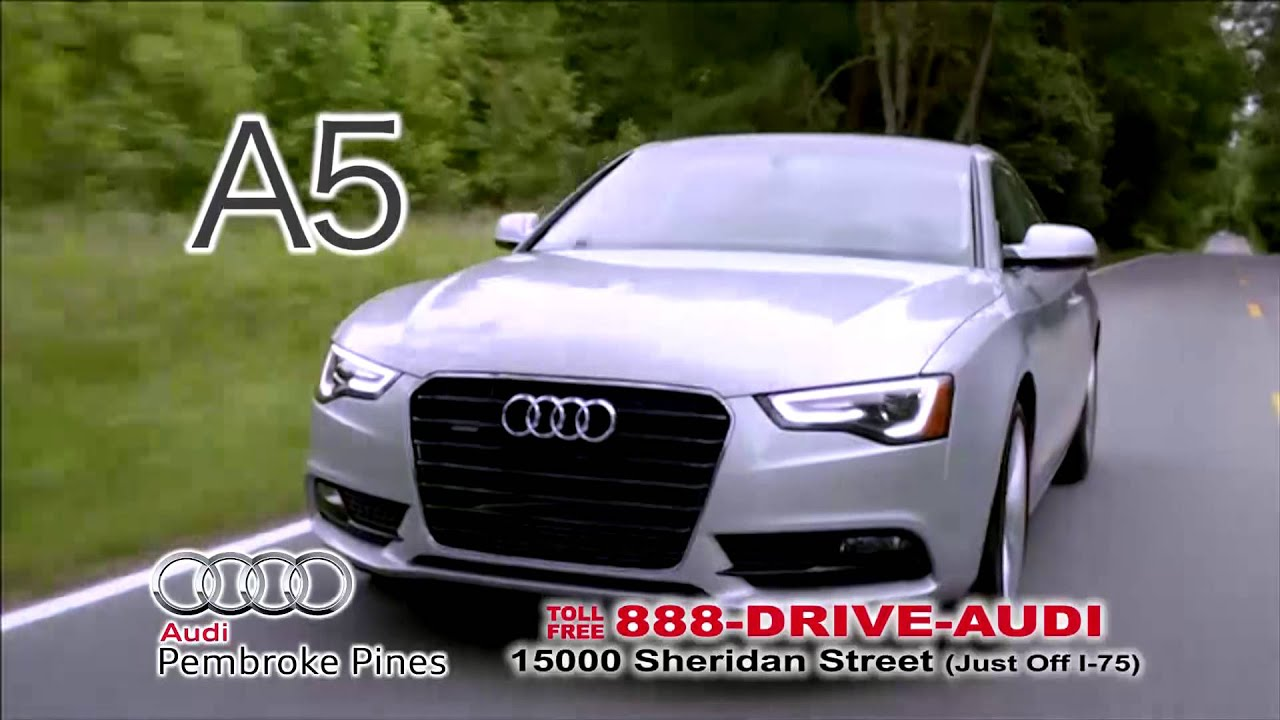 Audi Pembroke Pines New Year S Sales Drive Youtube