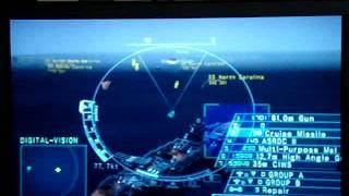 Warship Gunner 2 Infernal Machine Ragnarok battle part 1 of 2