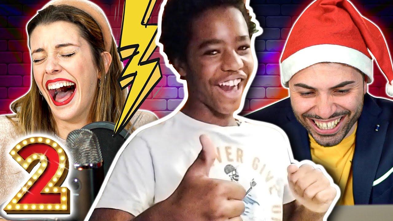 MUOVE LE BRACCIA alla VELOCITÀ DELLA LUCE ⚡️ (idolo) - YouTube's Best Talent 2