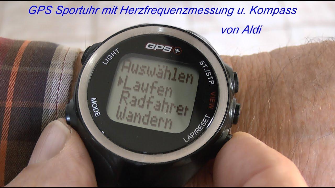 Gps Uhr Wandern Test : test gps uhr mit herzfrequenzmessung und kompass von aldi ~ Kayakingforconservation.com Haus und Dekorationen