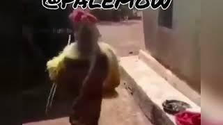 Nigeria Masquerade dancing MARLIANS