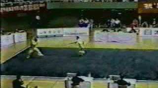 Qiang vs. Pudao - M.Duilian (1996 China Nationals)