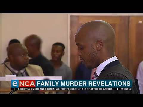 Gruesome details have emerged of the murders of seven Vlakfontein family members