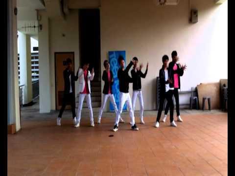 Emperix Kpop Dance