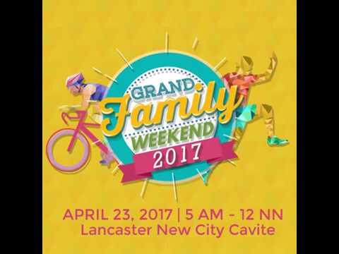 Grand Family Marathon 2017 - Lancaster New City