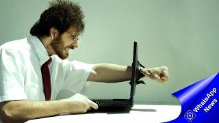 Учитель в ярости разбил ноутбук ученика за то что он не сделал домашнее задание