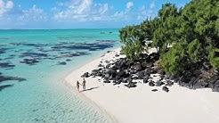 Schönster Strand   Mauritius