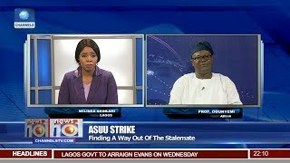 ASUU Strike: Finding A Way Out Of The Stalemate