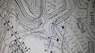 """Kings Island Banshee """" Official  Blueprints"""""""