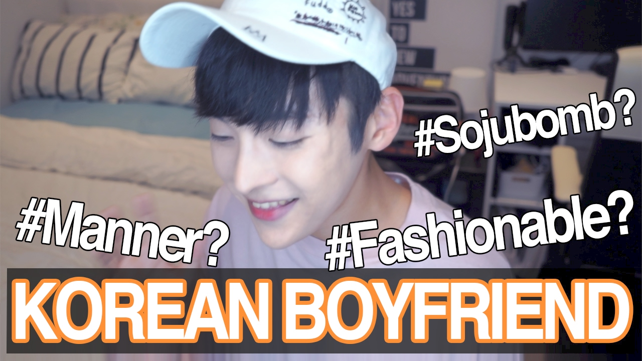 find korean boyfriend