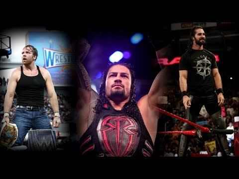 WWE The Shield 2017  We Are Back  HD