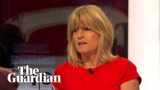 Boris Johnson's sister says his language was 'tasteless'