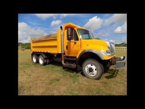 International 7600 Dump Truck For Sale Norfolk Nebraska
