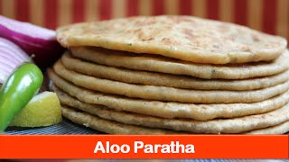 Veg Indian Maincourse Food:easy Aloo Stuffed Paratha Recipes For Lunch Or Breakfast-let's Be Foodie