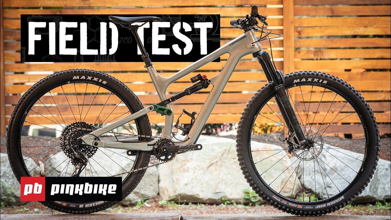 b41c92292ab Field Test: Cannondale Habit Carbon - Pinkbike