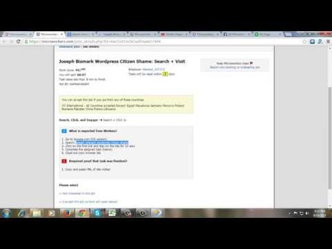 Joseph Bismark Wordpress Citizen Shame Search Visit