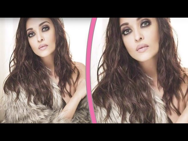 Aishwarya Rai Bold And temperature Raising Photoshoot For Famina Magazine