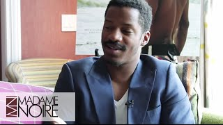 "Nate Parker Talks ""Beyond The Lights"" & His Wife"