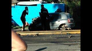 Grave accidente en la Ruta 38