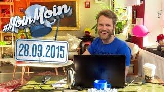 #MoinMoin mit Nils   28.09.2015