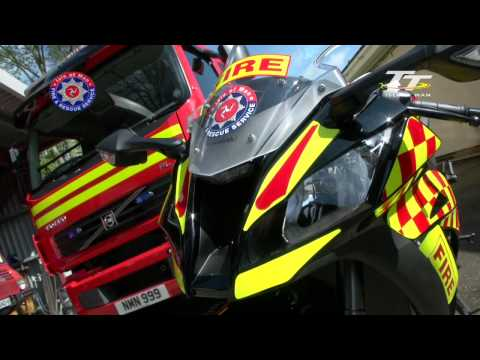 TT 2012 - Fire Bike