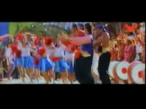 Akash Karnatki in Josh movie Song  Maria
