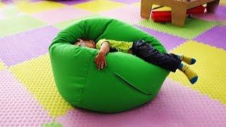 ★ VLOG Развлекательный Центр ЕДЕМ НА КАЧЕЛИ Видео Для Детей Playground Fun video Kids Amusement Park(, 2016-07-09T06:57:05.000Z)