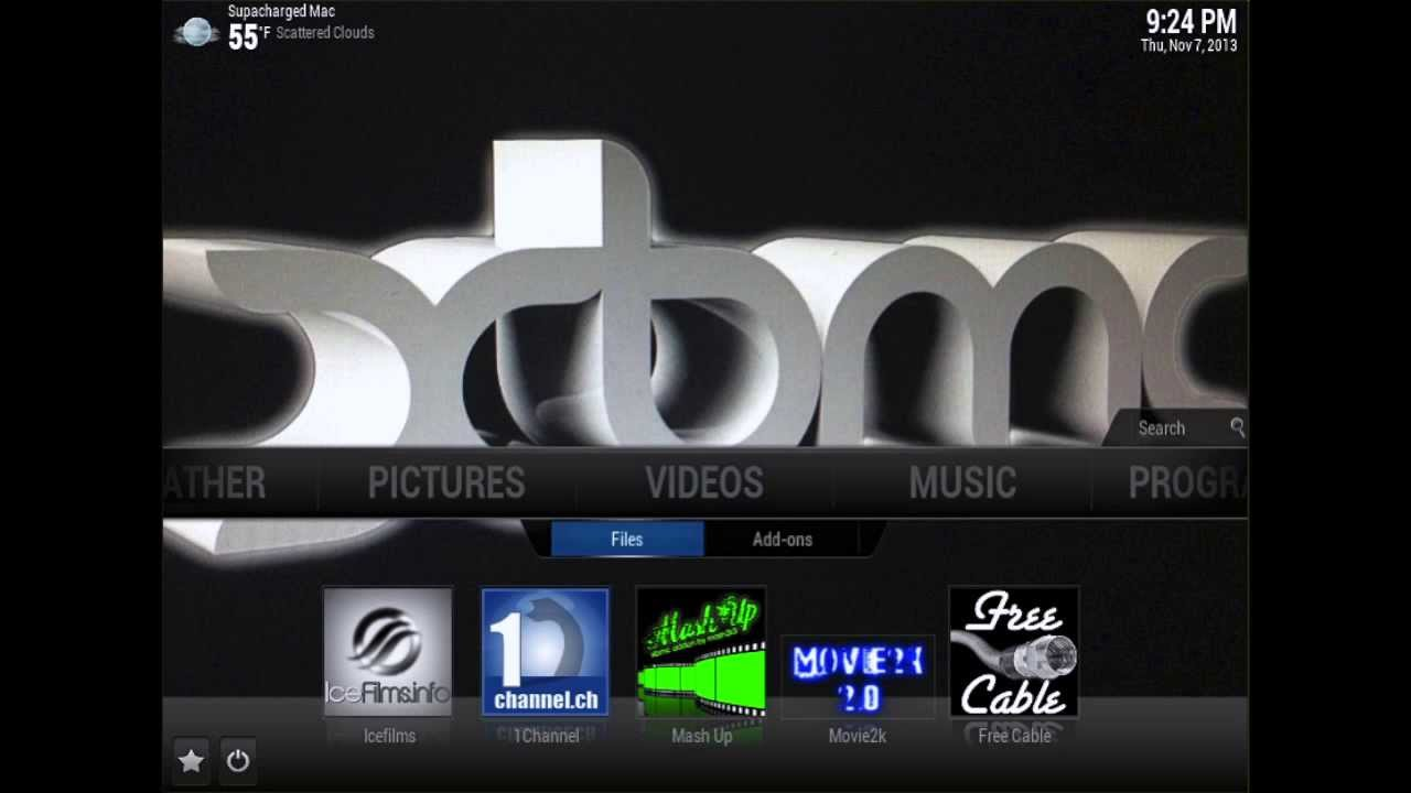 How to add the 'Xunity Maintenance Tool' to XBMC