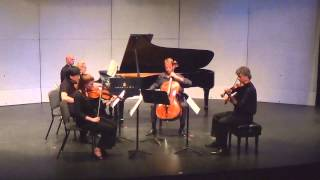 Dvorak Piano Quintet in A Major Op 81 FF2013