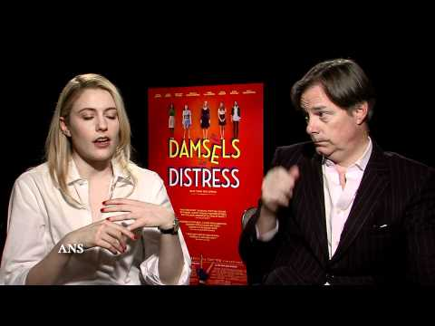 GRETA GERWIG, WHIT STILLMAN  DAMSELS IN DISTRESS
