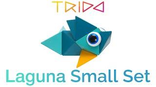 Trido Laguna Small Set - How to build a Fish