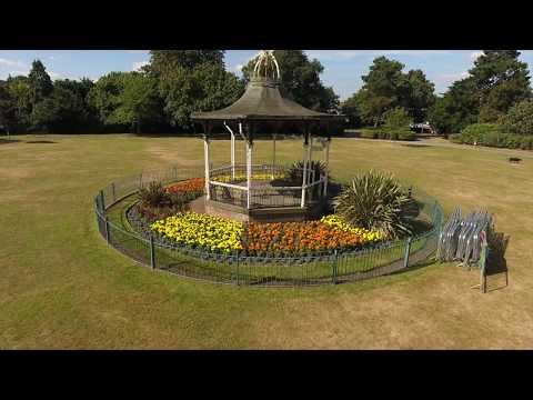 David Bowie Bandstand Beckenham London