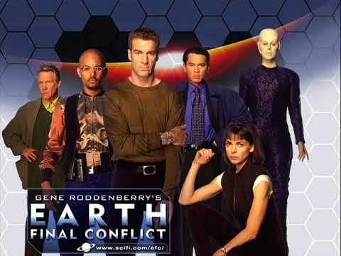 EARTH FINAL CONFLICT by Micky Erbe & Maribeth Solomon