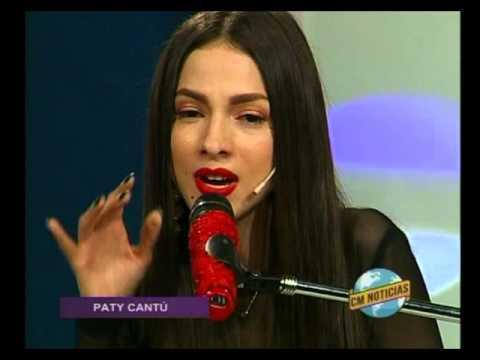 Paty Cantú - Valiente (En vivo)