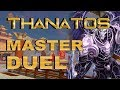 SMITE! Thanatos, Lol con titulos wapos! Master Duel S4 #54