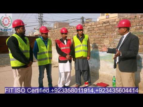 FIT Fire Safety Officer HSE Video in urdu