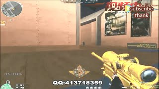 Hidan QuickScope AWM + Barrett (Pro Sniper) Hidan Come Back