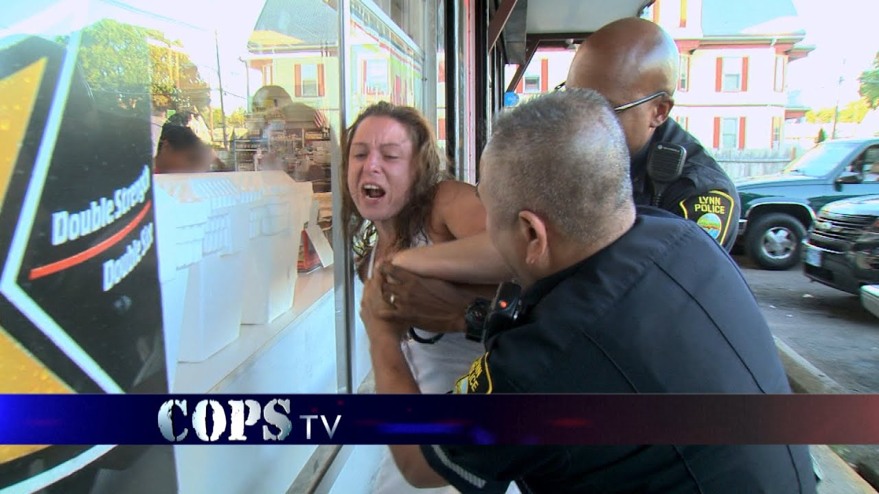 Fighting To Lose Show 2815 Cops Tv Show