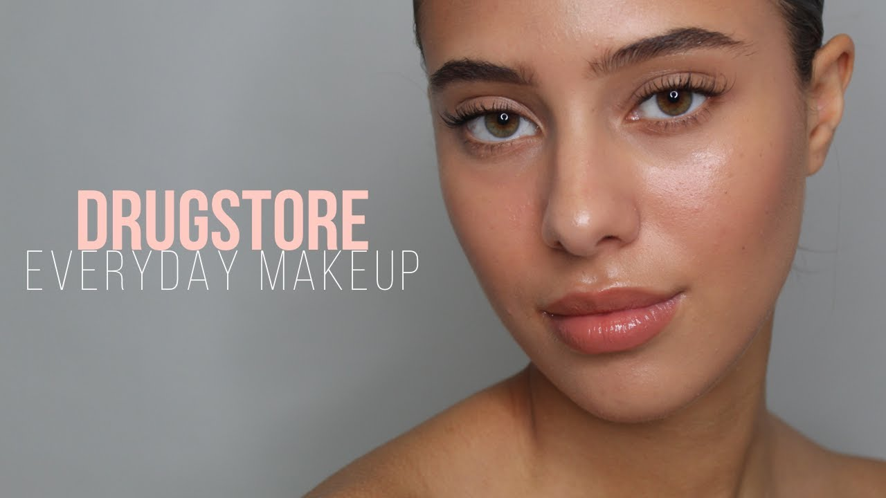 EVERYDAY MAKEUP (DRUGSTORE VERSION) - NATURAL | Jessicvpimentel