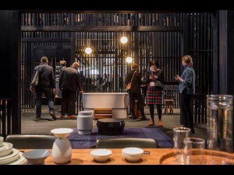 2019 Stockholm Furniture Fair [Events 9分]